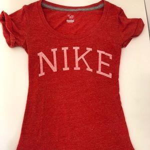 Nike short sleeve shirt XS